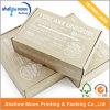 Crear la caja de regalo para requisitos particulares hecha a mano del papel de Kraft de la impresión (AZ123115)