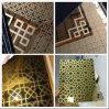 Выбитое зеркало вытравляющ лист нержавеющей стали текстуры декоративный