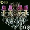 Lampada a cristallo del lampadario a bracci di disegno moderno (AQ01004-8)