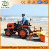 Máquina automática de la limpieza de la playa del pequeño producto de limpieza de discos chino de la playa