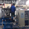 Vier Plakat vulkanisierenpresse/Vier-Pfosten, die Maschine vulkanisieren