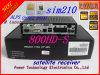 Receptor internacional de la TV vía satélite de Dm800HD con Enigma2 (DM800S)