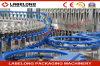 Bouteille d'animaux de fer Machine à emballer de jus de citron / Machines de remplissage 3-en-1