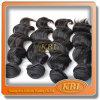 Fábrica etíope do cabelo de Qingdao do Virgin da classe 9A