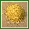 Fertilizante granulado amarelo DAP do fosfato do Diammonium