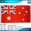 赤いオーストラリアFlag 150X90cm、100d Polyester Flag