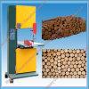 El corte de madera vendedor caliente consideró que la máquina/la venda de madera automática del corte vio