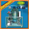 Tipo purificación de la destilación de vacío de Kxz de petróleo de lubricación de la basura