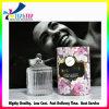 Rectángulo redondo del perfume de papel duro por encargo de Eco de la fábrica de Shenzhen