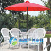 Outdoor Wooden Rope Beach Umbrella (FY-013TY)