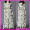 Платье вечера Голливуд 2015 мантий самого последнего павлина способа Silk длиннее (A158)