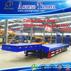 Excavator Transportationのための三Axle 60ton Low Bed Trailer