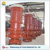 Hohe Leistungsfähigkeits-hohe Hauptunterwasserschlamm-Pumpe mit Quirl