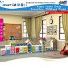 Unidades de armazenamento plásticas do brinquedo do baixo preço com escaninhos (HB-04401)