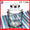 4.7L Shopping Basket Frame Beverage Dispenser Jar