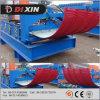 Telhado do metal de Dixin que curva a máquina de dobra