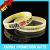 Cheap Custom Silikon-Armbänder Hersteller-Silikon-Handgelenk-Band (TH-08883)