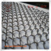 Steel/inoxidable Chain Link Curtain Mesh para Architecture Decorative