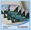 Cartão plástico personalizado projeto/cartão plástico do disconto do cartão de sociedade