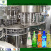 Carbonated automatico Beverage Filling Plant 3 in 1 Model