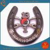 Monedas militares del metal del recuerdo del Warhorse de encargo de la novedad 3D (LN-077)