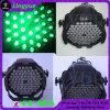 Etapa cubierta 84x3W RGBW LED PAR Can disco de DJ de la luz