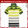 Großhandelspreis-Streifen-Polo-Hemd-Baumwolle 100% (ELTPSI-6)