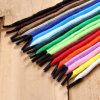 Заплетенные полиэфиром веревочки хозяйственной сумки ручки