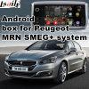 Peugeot 208 2008년, 308, 408 의 508 (MRN 시스템) 향상 접촉 항법, WiFi, Mirrorlink 의 Google 지도를 위한 인조 인간 항법 영상 공용영역,