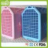 Chambre colorée en plastique de crabot et de chat