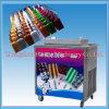 De Machine van de Ijslolly van het Ijs van de Verkoop van de fabriek met Snelle het Koelen Snelheid