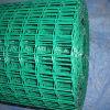 Het pvc Met een laag bedekte /Galvanized Gelaste Netwerk van de Draad voor Veiligheid