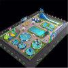 Populärster großer Park des Wasser-2017