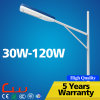 새로운 우수한 고성능 LED 거리 조명 램프 60 와트