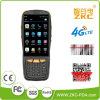 Explorador del código de barras de la radio del androide 5.1 de la base 4G 3G WiFi del patio de Zkc PDA3503 Qualcomm con memoria de pantalla