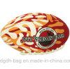 Nueva bola de rugbi de goma inflable del fútbol americano del diseño 2016