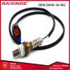 Détecteur air-carburant d'O2 de l'oxygène du taux ZM40-18-861 pour MAZDA 323