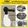Pulverizador da extremidade da mangueira do bocal da espuma de três ajustes