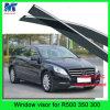 Acessórios de carro personalizados Car Rain Visor Sun Shade Visor para Benz R500 350 300