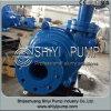 Pompe centrifuge de processus minérale de boue de produit de queue d'extraction de l'or