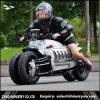 Nuevo concepto de la hacha de guerra del regate 2017 de hacha de guerra barata Pocket del regate del precio de la rueda de /150cc 4 de la motocicleta
