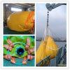 1-50ton het Testen van de Lading van de Kraan van pvc de Zak van het Water van het Gewicht