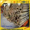 Perfil de aluminio de la marca de fábrica conocida de China para el perfil industrial