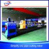 信頼できるパフォーマンスおよび低価格のガントリー金属CNC血しょう打抜き機