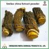 5:1 d'extrait d'ingrédient de poudre de salsepareille médicinal de fond/Smilax, 10:1
