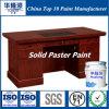 Primeira demão transparente do plutônio de Hualong para mobílias da madeira do emplastro