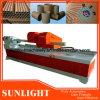 Tube di carta Surface Polishing e Buffing Machine