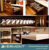 Gabinete de cocina clásico de lujo de madera sólida (VT-SK-001)