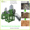 Dura-Shred Low Investment High Profit Granulator for Wood Waste