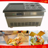 Rolo duramente fritado imediato que faz a fritada a máquina macia do gelado